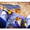 sandwich wrap teens skate