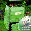 Kompostér JRK 335 PREMIUM  + doprava zdarma + Průvodce správným kompostováním