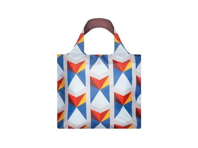 LOQI taška Geometric Triangles