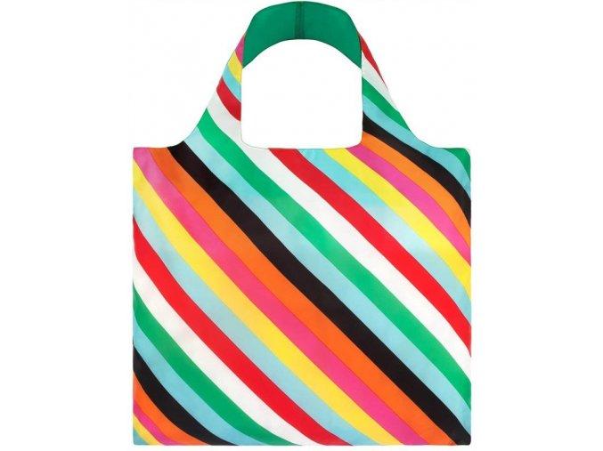 Loqi taška Pop Stripes