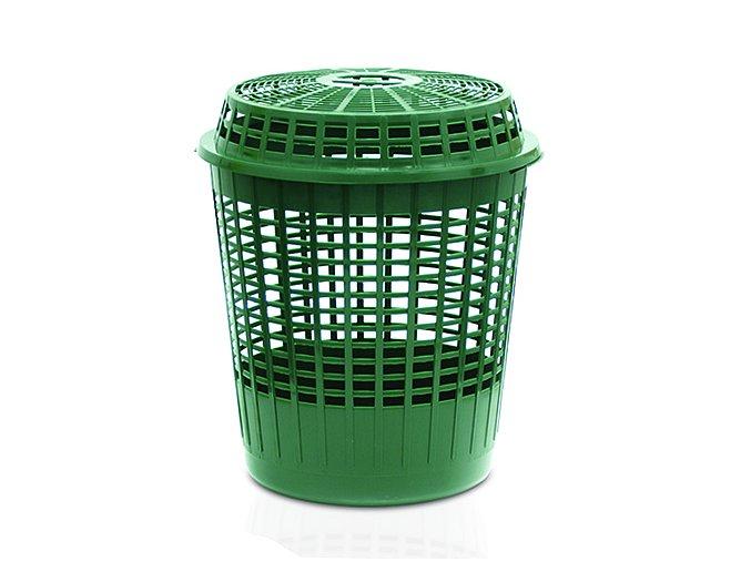 Koš na zahradní odpad 60L