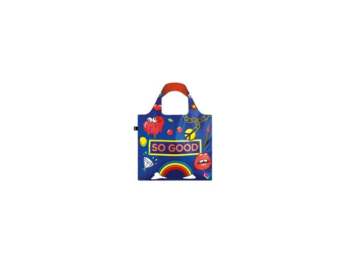 LOQI pop so good bag front