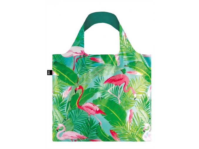 loqi wild flamingos bag (1)