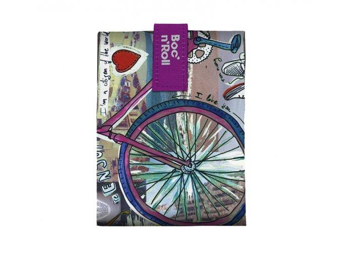 sandwich wrapper bocnroll teens bike