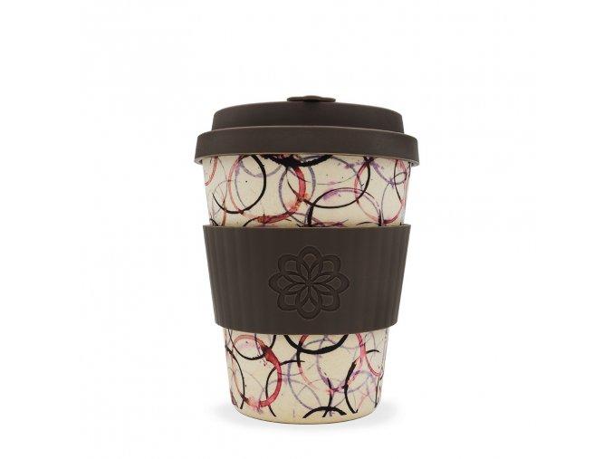 Bambusový hrnek Ecoffee Trail of a Lifetime- 340 ml