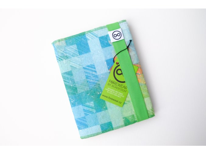 FOREWEAR recycled products green diary 01