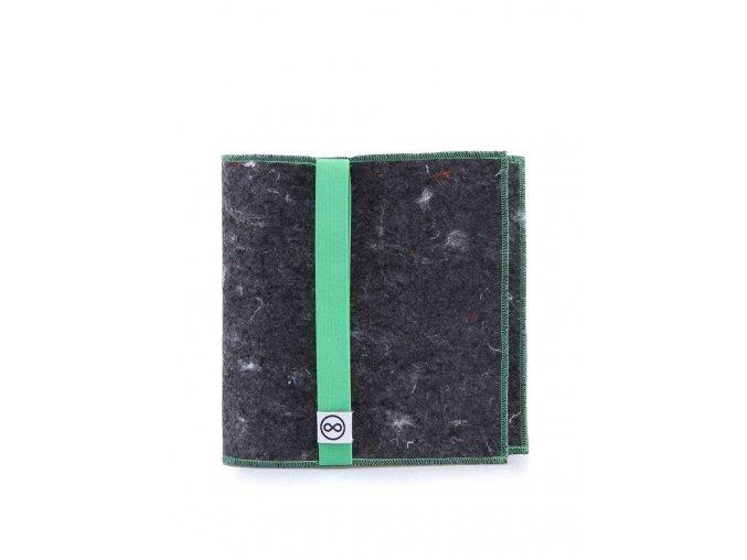 FOREWEAR EARTH obal na knihu zelena guma 01