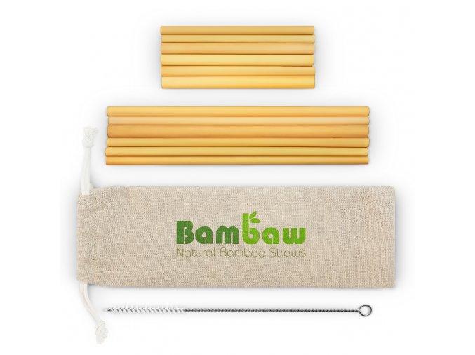 1. Straw PS mix