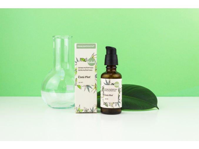 Antibakteriální Čistící gel Navia pro mastnou a problematickou pleť, 30 ml