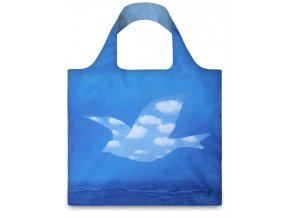 LOQI RENE MAGRITTE The Promise Bag