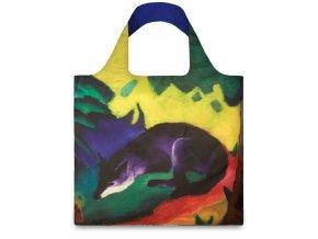 LOQI taška Museum - Blue Fox