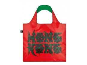 LOQI taška - Alex Trochut, Hong Kong