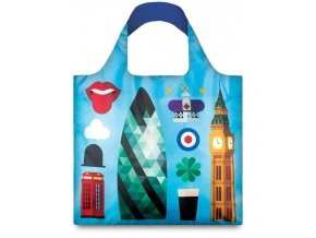 LOQI taška Travel Hey - London