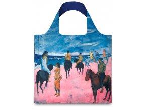 MUSEUM gauguin horseman bag