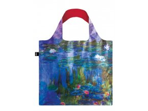 loqi museum claude monet water lilies bag (1)