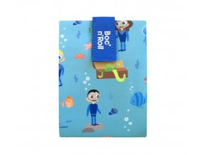 reusable wrap kids ocean 1