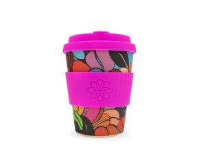 Bambusový hrnek Ecoffee Couleurs Café- 340 ml