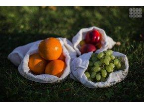 Love Your Home Sada sáčků na ovoce, zeleninu a pečivo (3 ks)