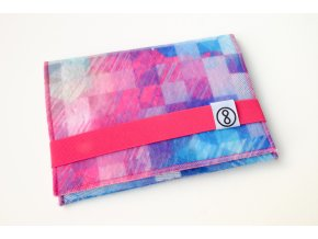 FOREWEAR recycled products pink pocket 24