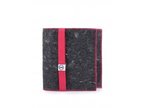 FOREWEAR EARTH obal na knihu cervena guma 01