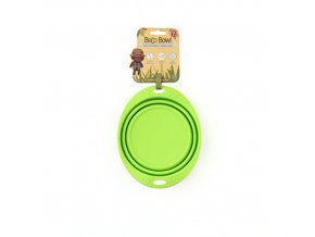 BECO TRAVEL BOWL MEDIUM GREEN