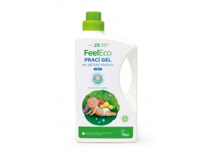 408 feel eco praci gel na detske pradlo 1 5l
