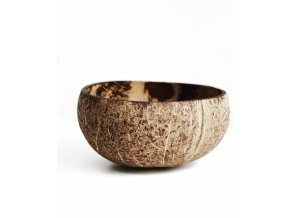Kokosová miska NATURAL- 15cm