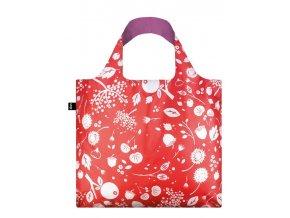 LOQI taška Seed - Coral Bell