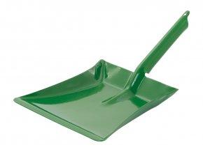Dětská lopatka - zelená