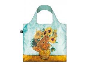 LOQI taška Museum Van Gogh - Vase with Sunflowers